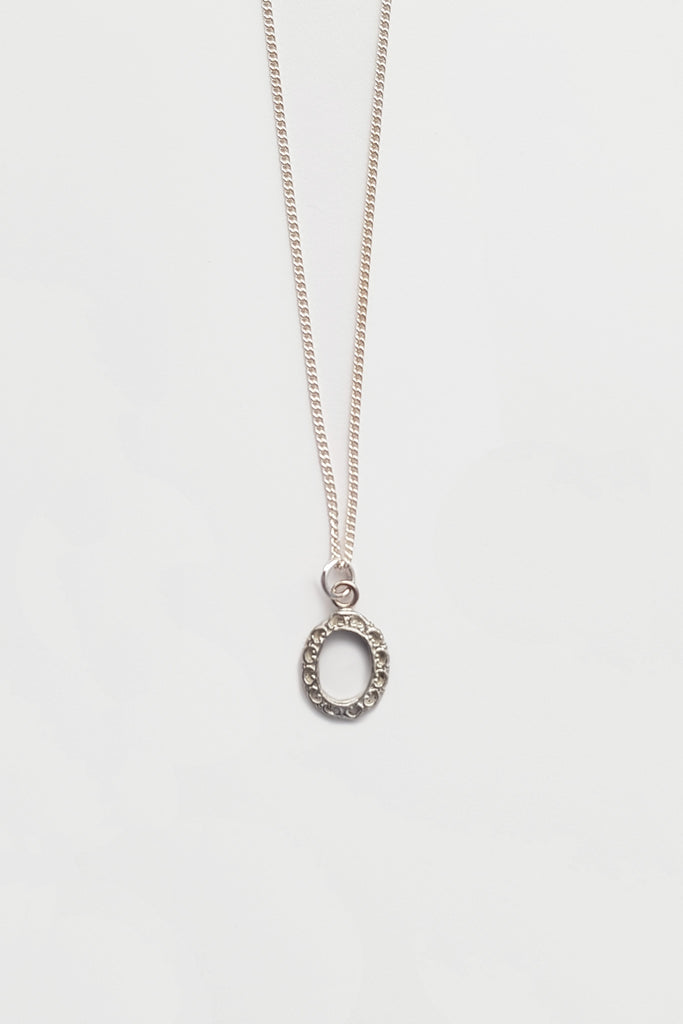 Remembrance Necklace | Sterling Silver