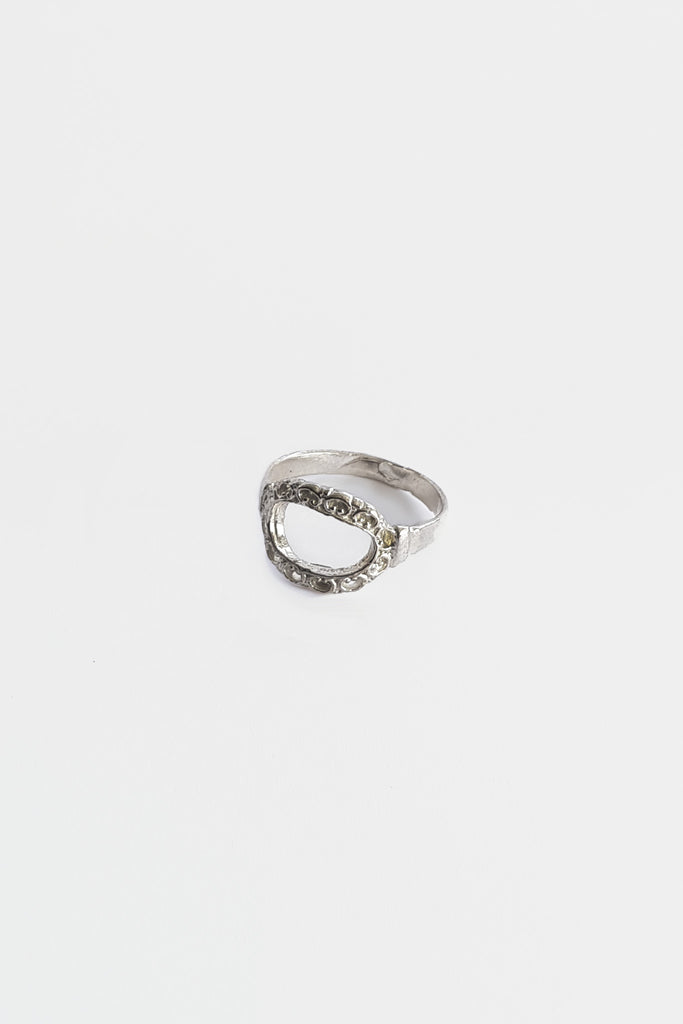 Remembrance Ring | Sterling Silver