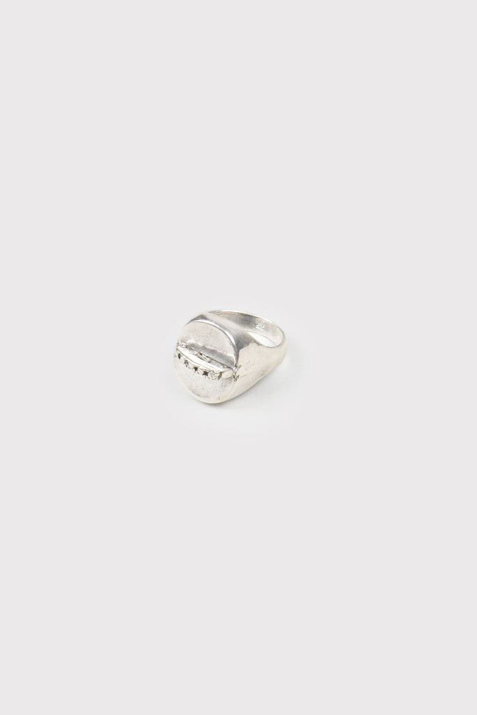 Reverence Ring - Sterling Silver
