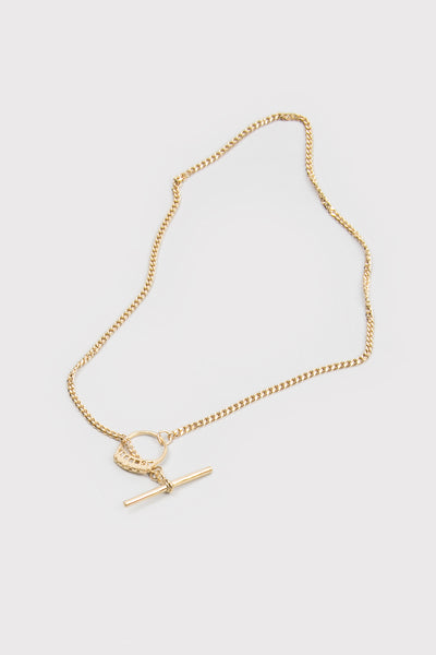 Ring Choker - Gold