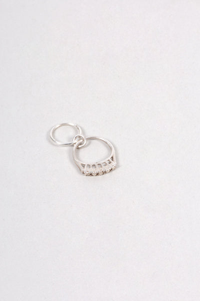 Ring Sleeper | Sterling Silver