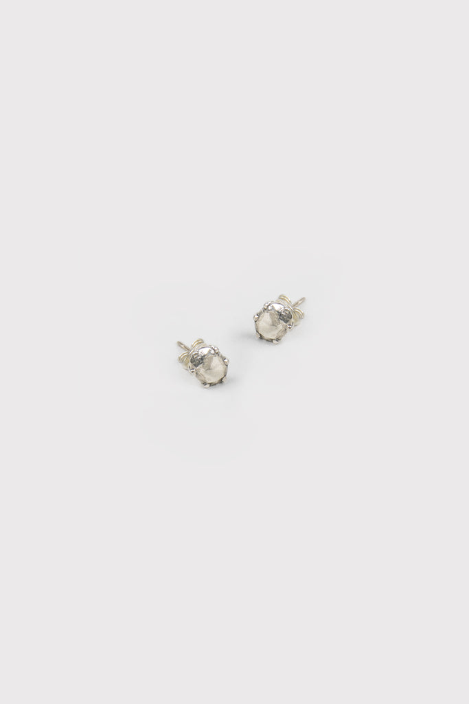 Rock Studs - Sterling Silver - Company Store
