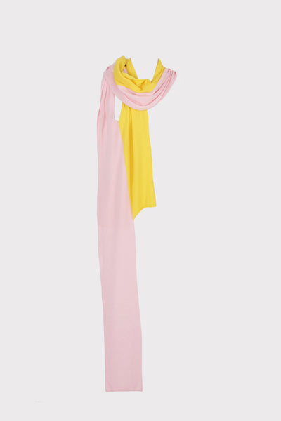Temptation Scarf - Sherbet/Yellow