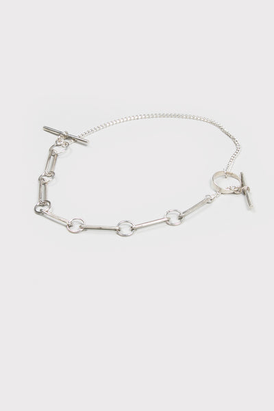 Trip Up Choker | Sterling Silver