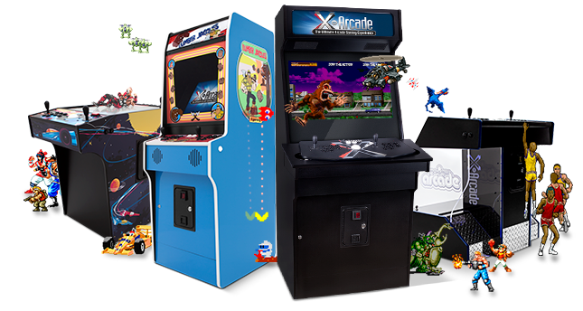Video Game Machines |  Xgaming X-Arcade Lifetime Warranty
