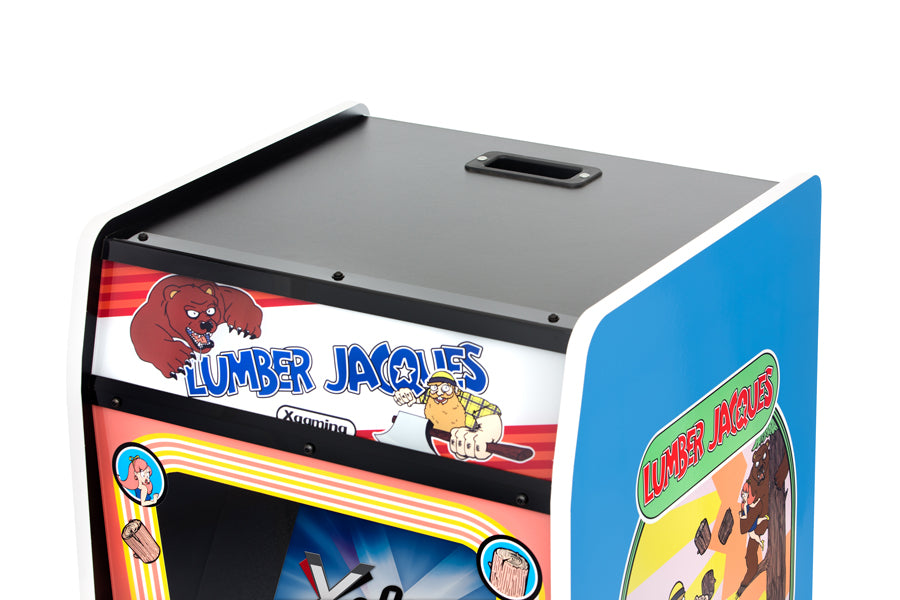 Authentic Home Arcade Game Cabinet