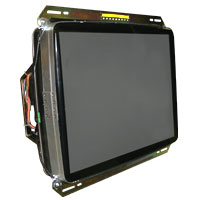 Tri-Mode Arcade Monitor: 29 Inches