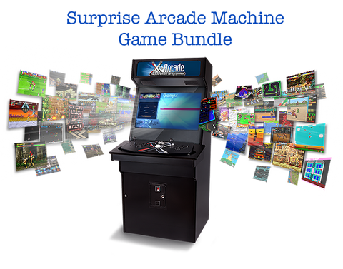 Arcade Machine:  Double Surprise Game Add-On