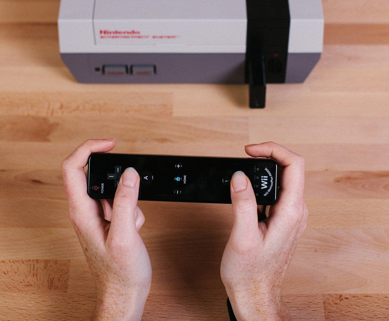 NES Wireless Receiver