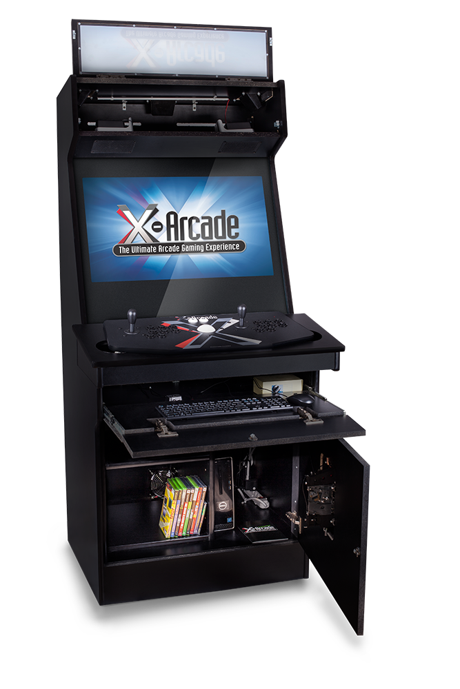 Incredible X Arcade Arcade Machine Cabinet With 250 Arcade Games Download Free Architecture Designs Crovemadebymaigaardcom