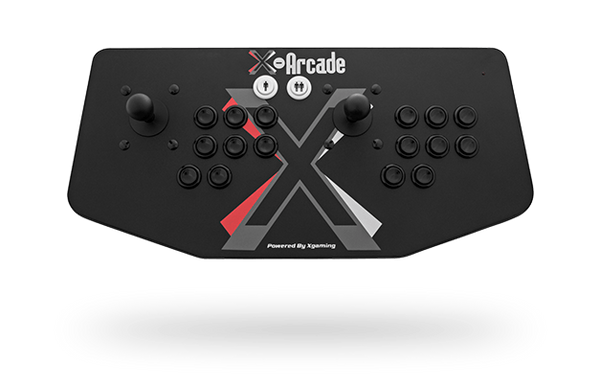 X-Arcade Dual Joystick - Relive Classic Arcade Games On Any ...