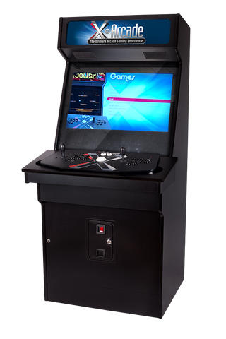 Superb Arcade Machine Cabinets By X Arcade Lifetime Warranty Download Free Architecture Designs Crovemadebymaigaardcom