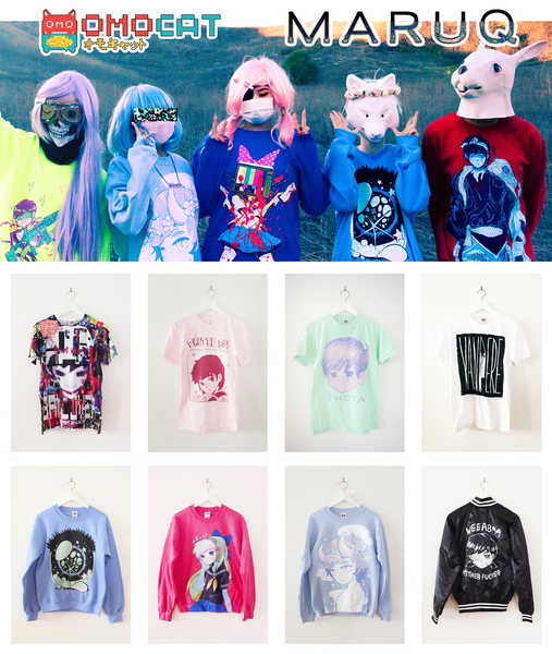 OMOCAT Pop-up Shop @ J-pop Summit