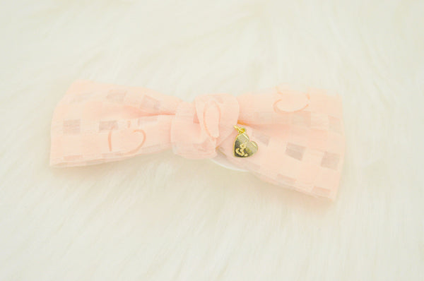 Heart Cut-Out Barrette