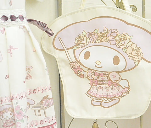 My Melody Die Cut Tote