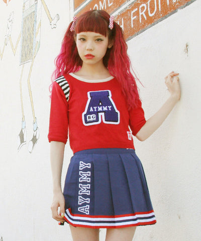 Cheer Knit Top