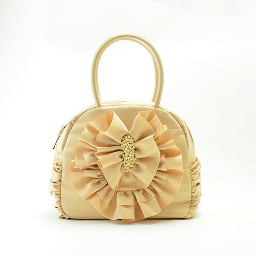 Camellia Boston Bag