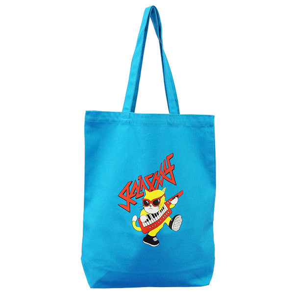 Cat Funk Tote Bag