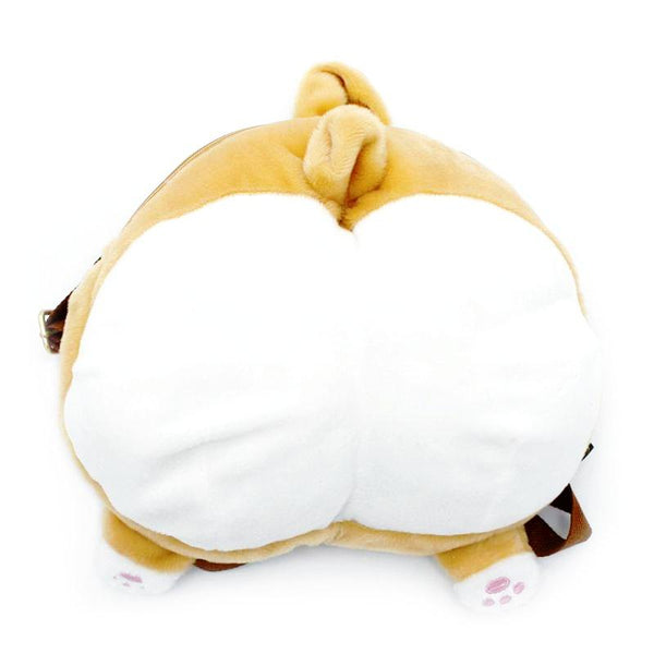 Corgi Butt Backpack