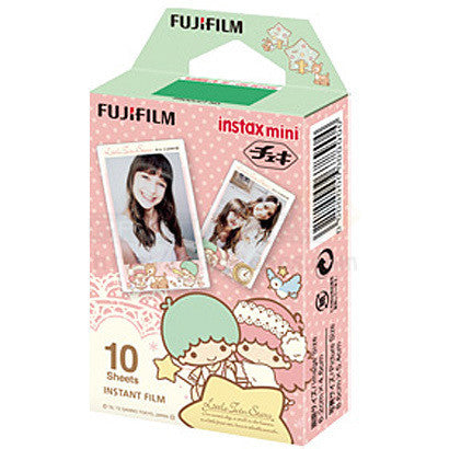 Fuji Instax Little Twin Stars Film