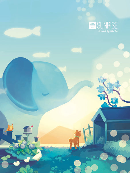 Sunrise Artbook