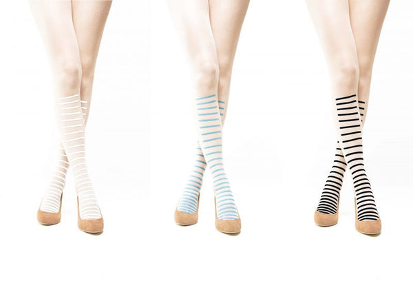 Stripe Tights