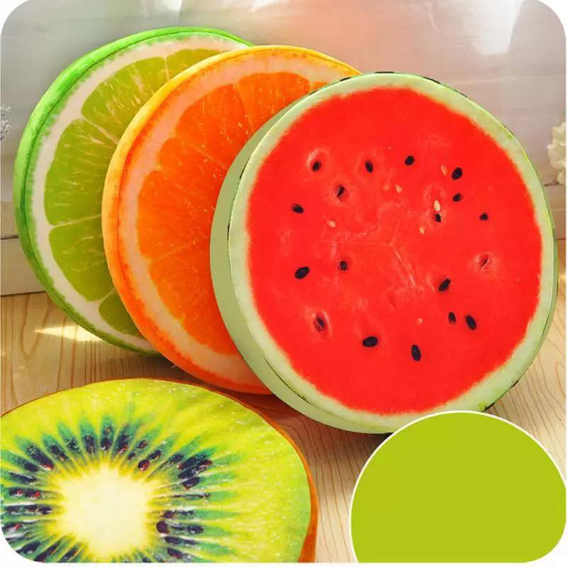 Fruity Foam Filled Cushions - waseeh.com
