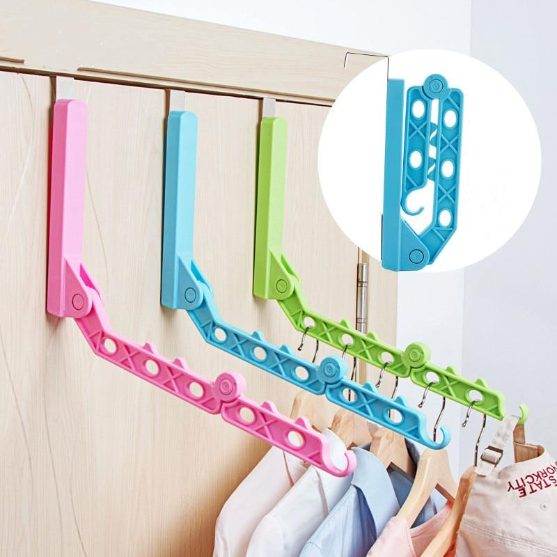 Shelf Hanger Folding Drying Rack | Bar Holder - waseeh.com