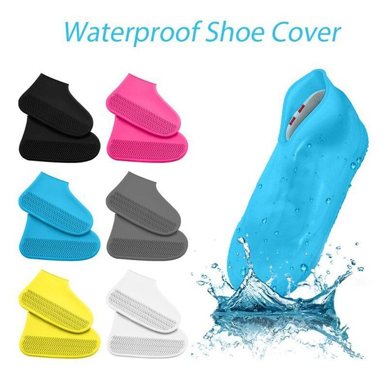 Silicone Water Proof Shoe Covers - waseeh.com