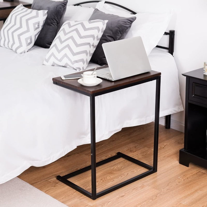Straight Rectangle Table (MDF) - waseeh.com