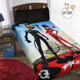 Double Kids Bed Sheet Set - Lady Bug - waseeh.com