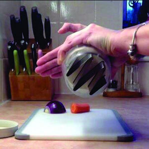 Zick-Zick Classic Handy Vegetable Chopper - waseeh.com