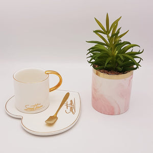 """Sweet Time"" Cup Set"