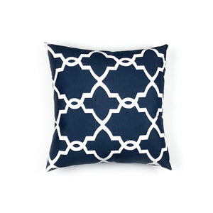 Contemporary Chain Design Cushion Cover - Throw Pillow Cover - waseeh.com