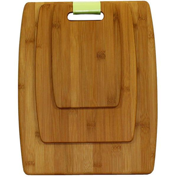 Bamboo chopping board (3 pcs)