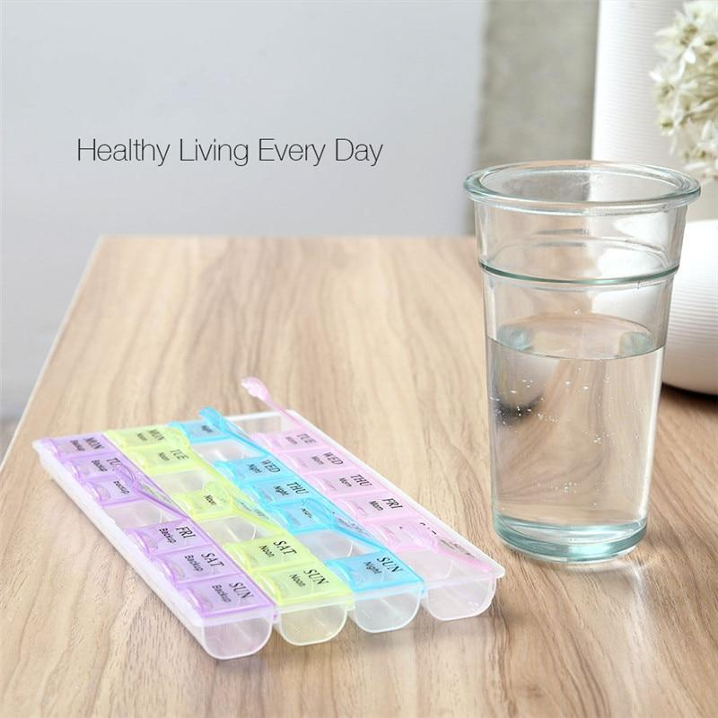 Mini Pill Box Organizer - waseeh.com