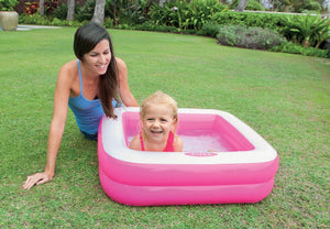 Play Box Swimming Pool , 33x33x9 - waseeh.com