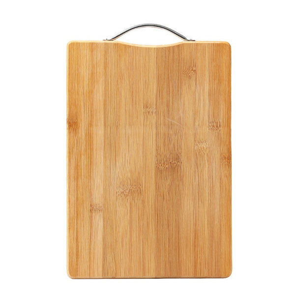 Solid Bamboo Cutting Board - waseeh.com