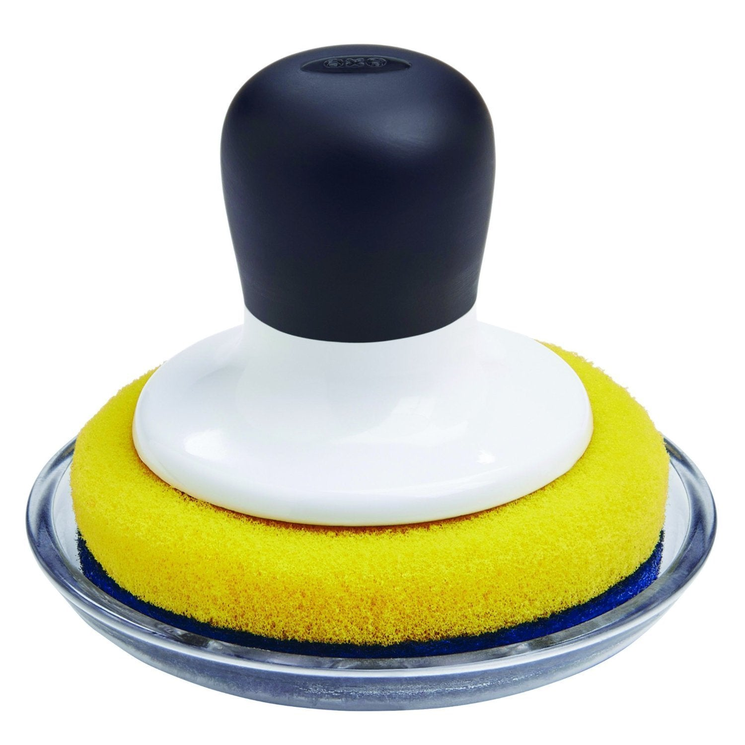 Good Grips Non-Scratch Scrubber with Tray - waseeh.com