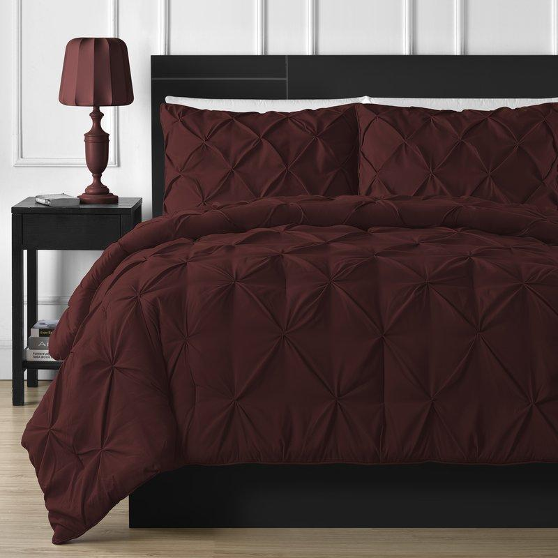 PINTUCK Quilt Cover Set - waseeh.com