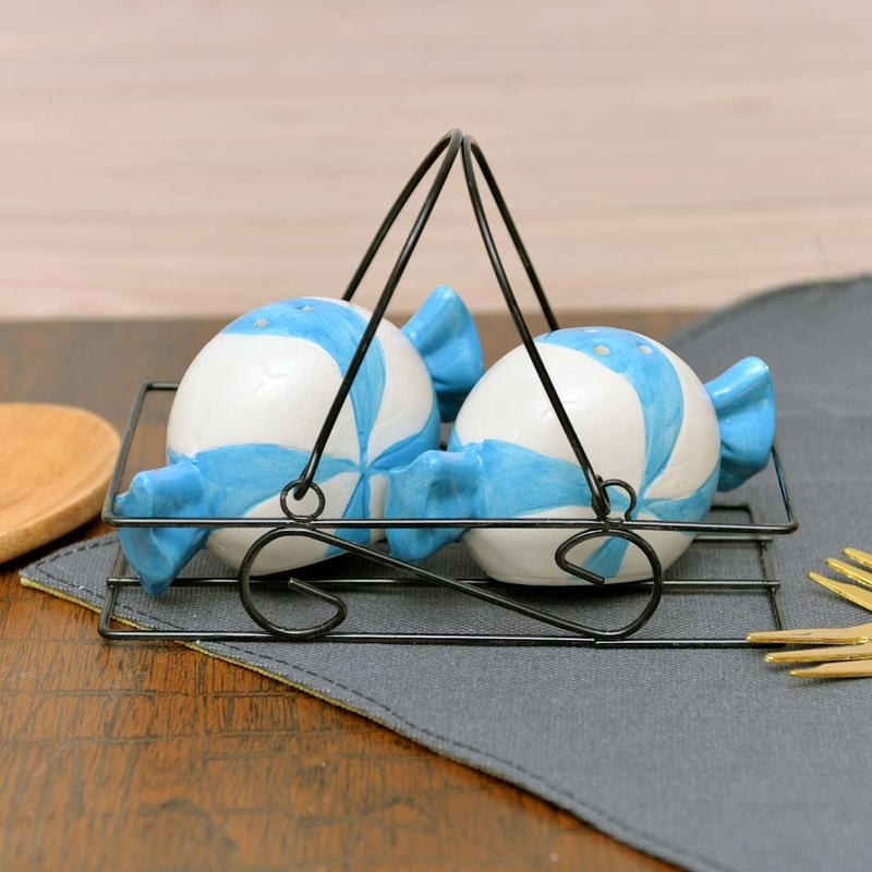 Toffee Shaped Salt & Pepper Set - waseeh.com