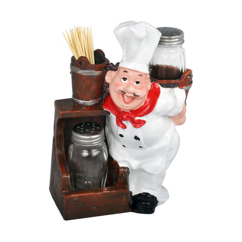 Salt & Pepper Set (Chef American Served Style) - waseeh.com