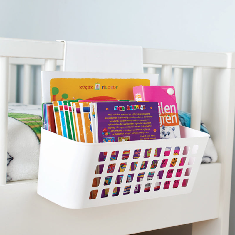 Shuttle Hangable Organizer Basket (Made in Turkey)