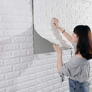 3d Self adhesive wall Decore sheet - waseeh.com