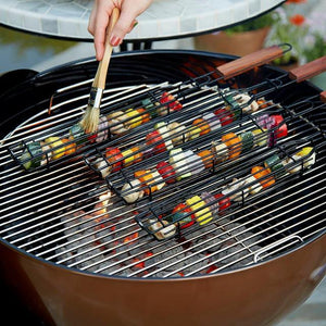 Non Stick BBQ Grilling Basket - waseeh.com