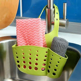 Silicone Dish Washing Gloves with Free Sink Organizer - waseeh.com
