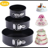 3 PC Cake Mould - waseeh.com