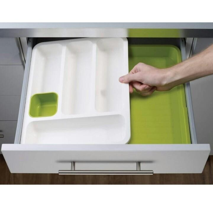 Drawer Store with Expandable organizer Tray - waseeh.com