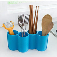 5 Section Cutlery Holder By Limon - waseeh.com