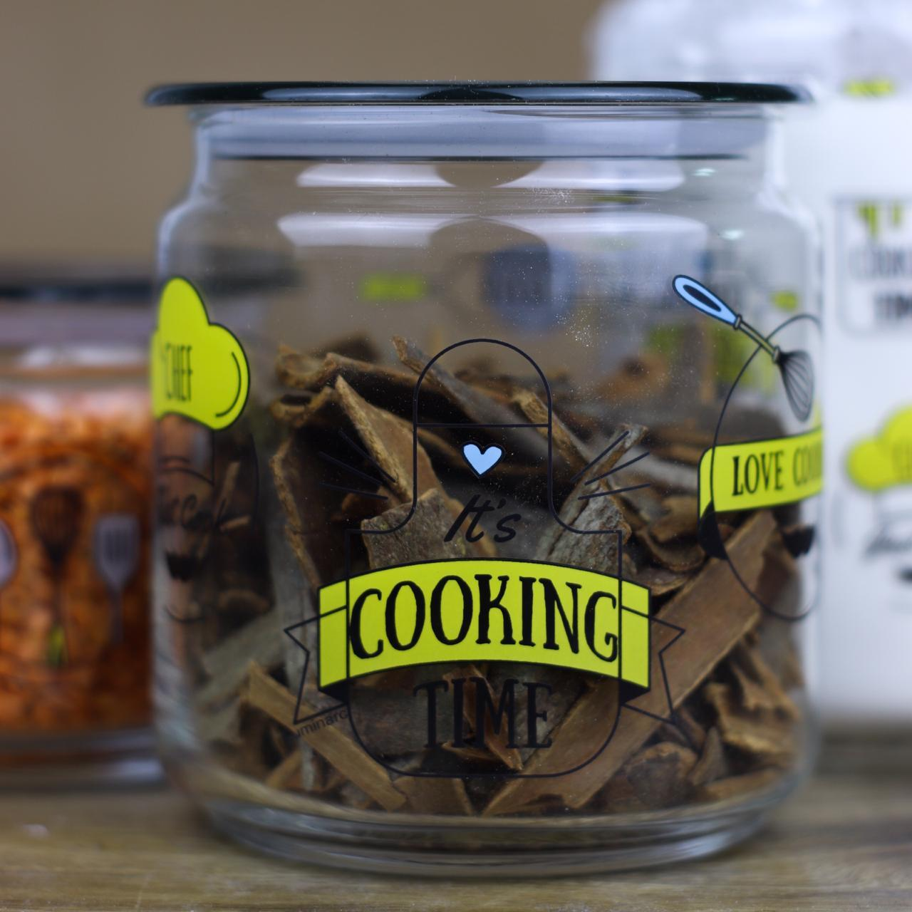 Cooking Time 3pcs Jars - waseeh.com